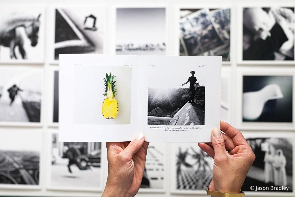 Prints that last don't always have to be fine-art prints. Services like Blurb (you can publish to Blurb directly from Lightroom) or Chatbooks can create and send you bound books of images that normally would just sit on Instagram or your hard drive. Photo by Jason Bradley.