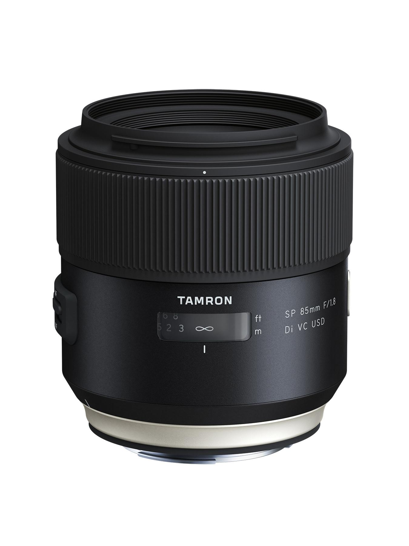 Tamron SP 85mm F1.8 Di VC USD (model F016 Canon mount)