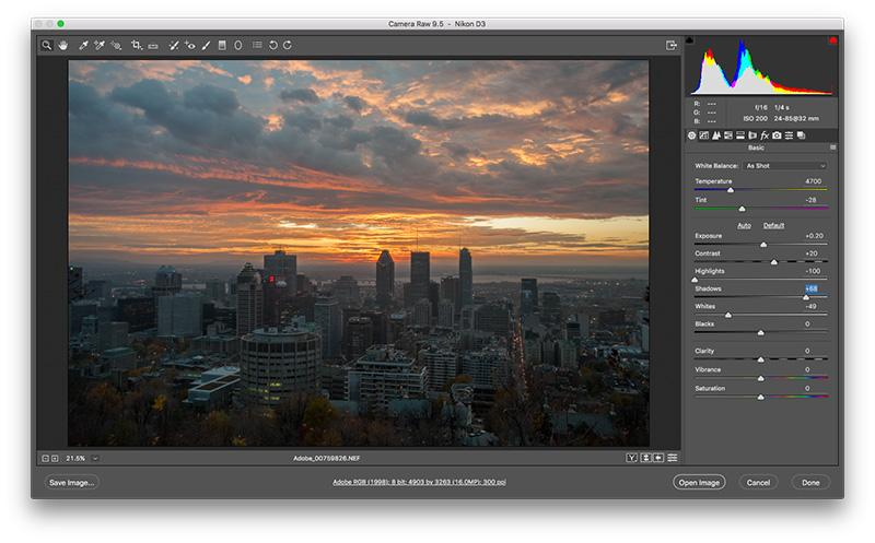 adobe lightroom update