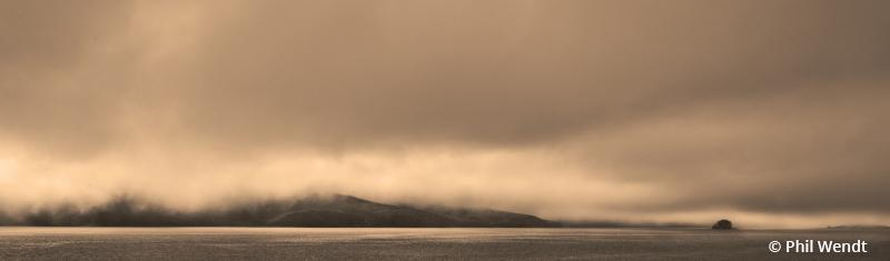 Today's Photo Of The Day is Tomales Bay After The Storm by Phil Wendt. Location: Point Reyes Station, CA.