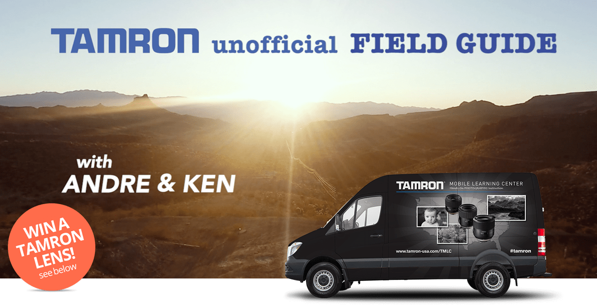 Tamron unofficial Field Guide