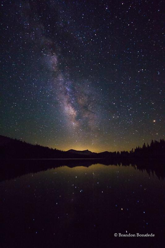 "Today's Photo Of The Day is ""Twinkle Twinkle"" by Brandon Bonafede. Location: Yosemite National Park, CA."