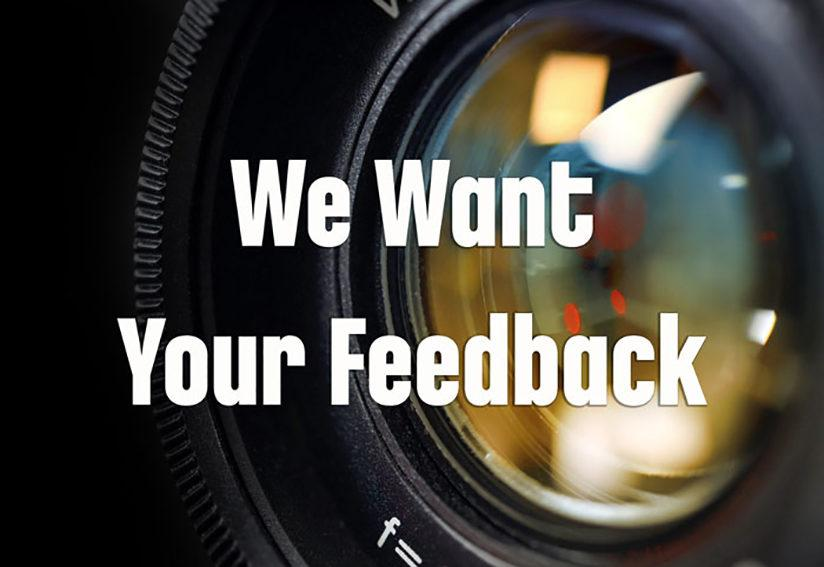 Photographer Survey: We Want Your Feedback