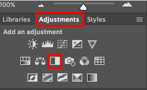Black And White Adjustment Layer In Photoshop