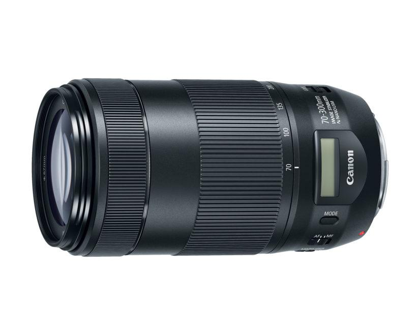 EF 70–300mm f/4–5.6 IS II USM