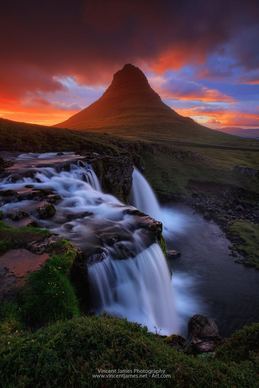 "Today's Photo Of The Day is ""In This Moment"" by Vincent James. Location: Snæsfellsnes Peninsula, West Iceland."