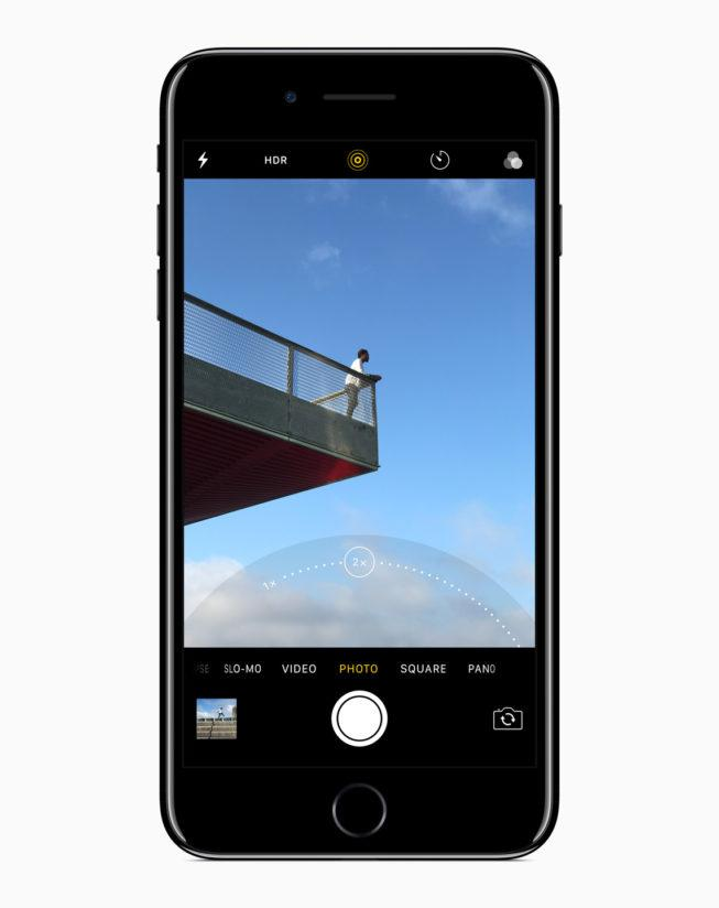 camera apps for iphone apple unveils iphone 7 plus with dual cameras outdoor 7153