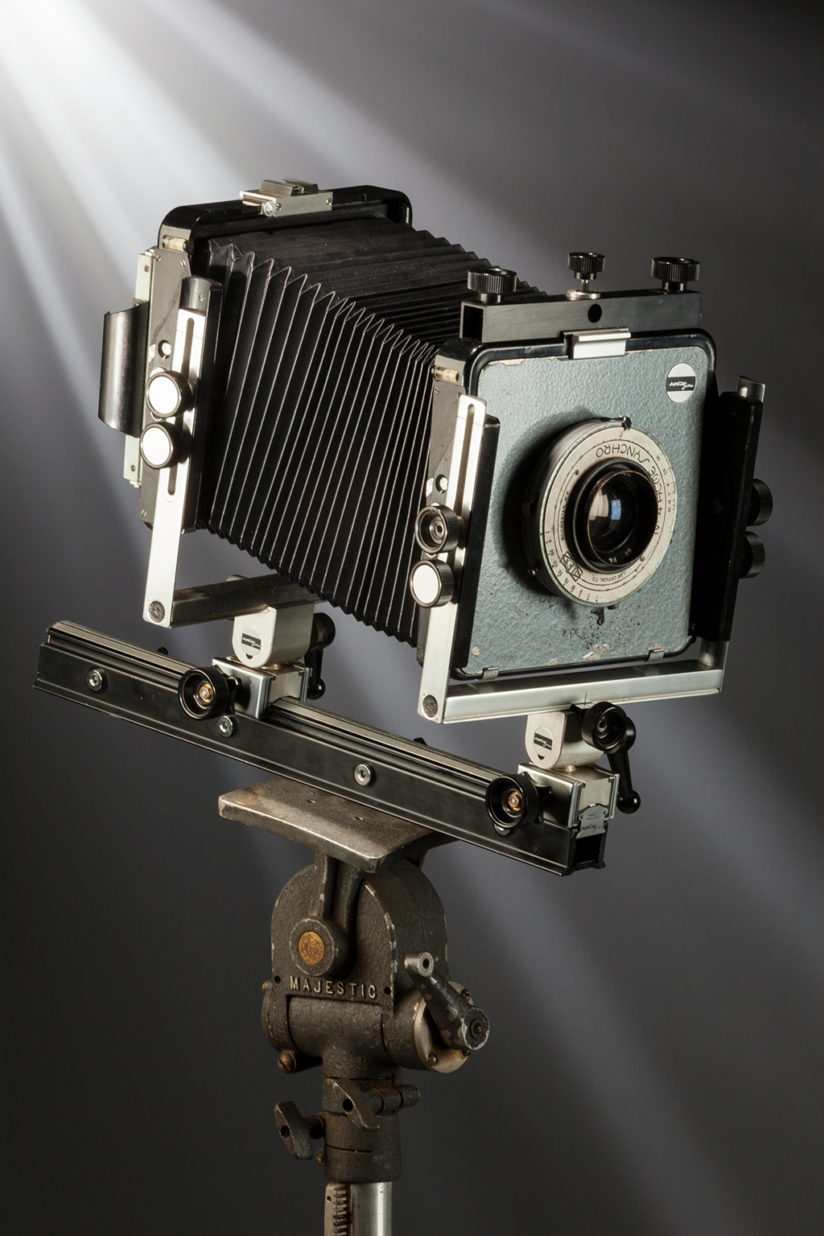 Arca-Swiss 4x5 View Camera used by Ansel Adams