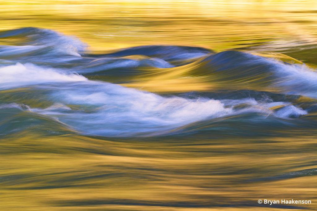 Behind The Shot: New River Flow