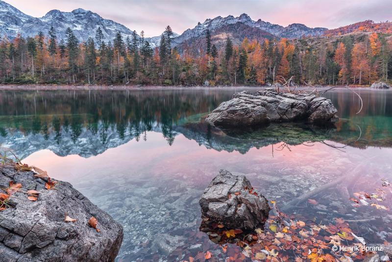 "Today's Photo Of The Day is ""Morning Glow"" by Henrik Spranz. Location: Austria."