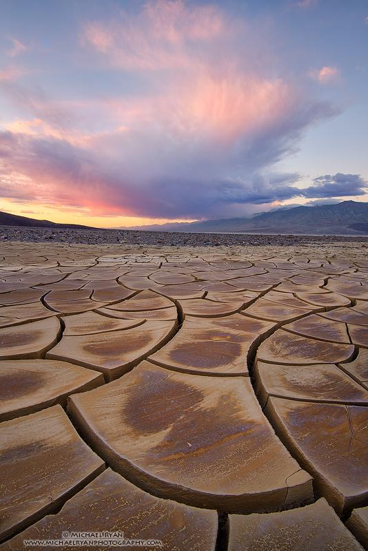 "Today's Photo Of The Day is ""Interlocking"" by Michael Ryan. Location: Death Valley National Park, California."