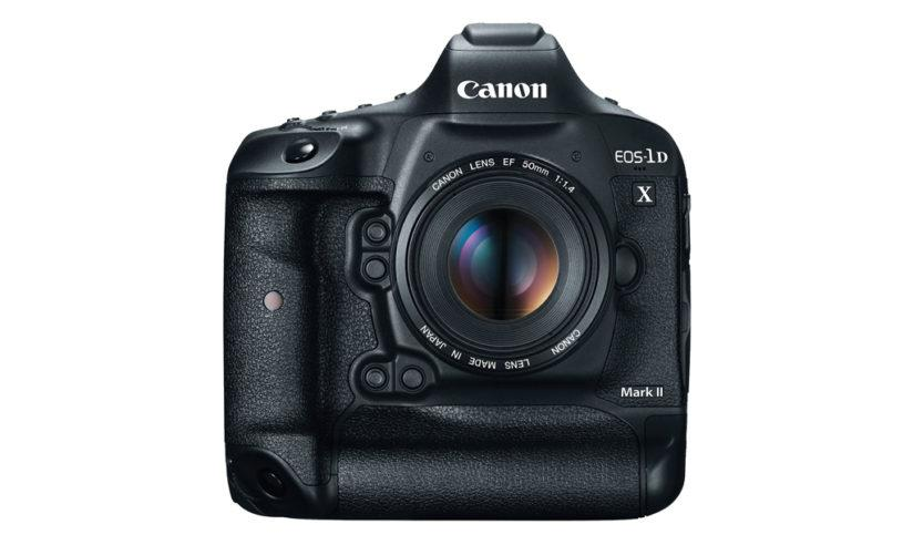Canon EOS-1D X Mark II uses CFast cards