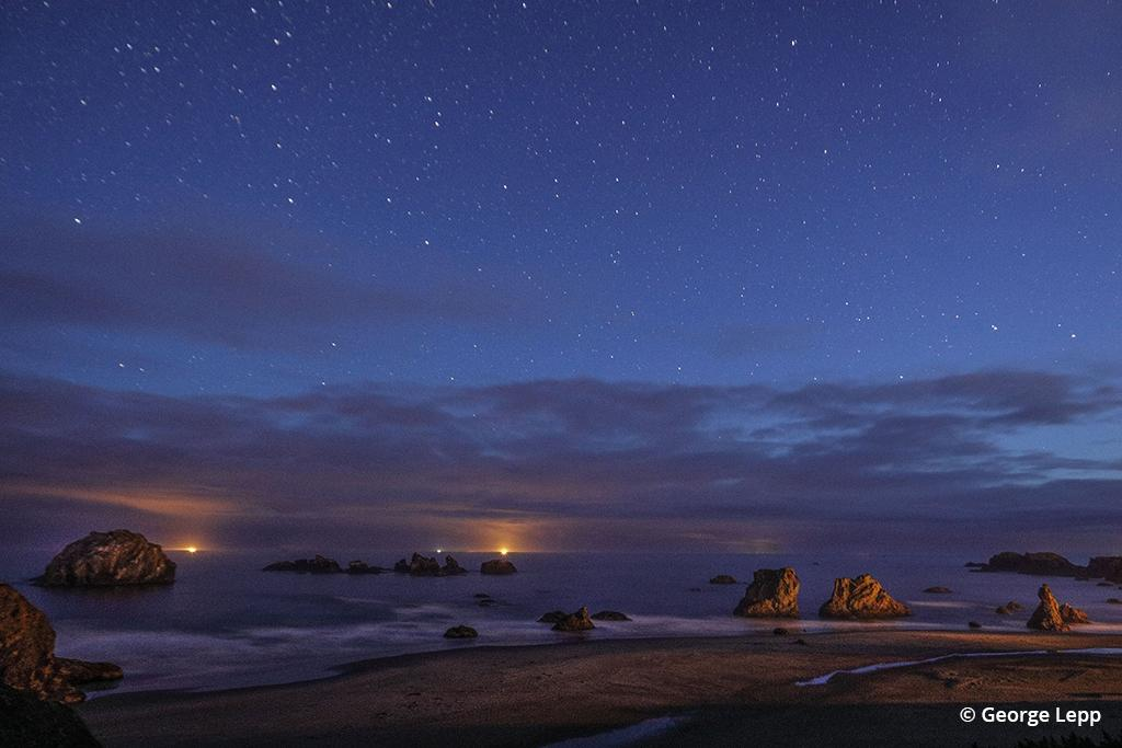Canon EOS 5D Mark IV Review - Bandon Beach