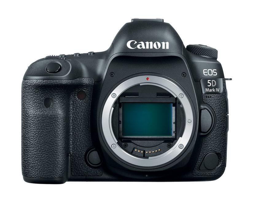 Canon EOS 5D Mark IV Review - Full Frame Sensor