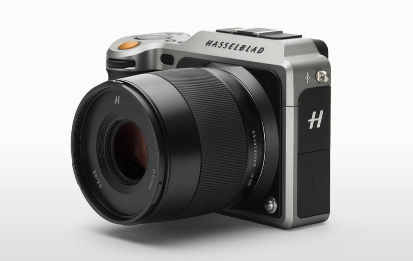 Editors' Picks 2016, Best Large-Sensor Mirrorless: Hasselblad X1D