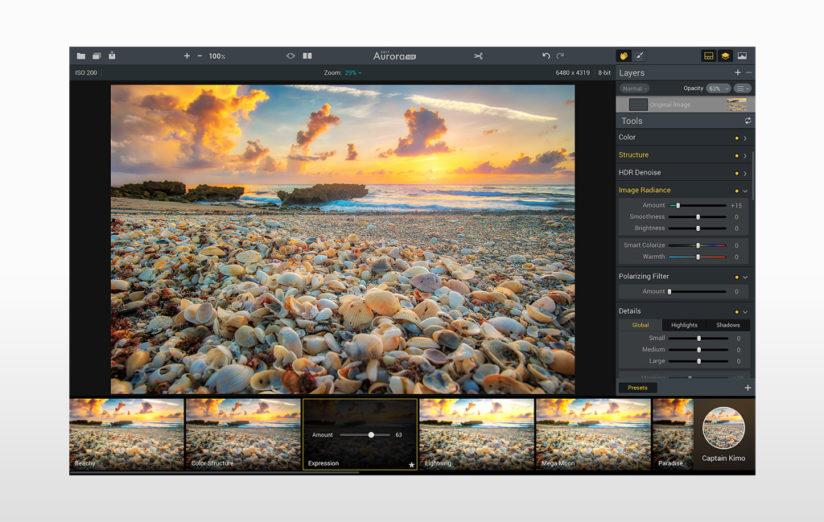 2016 Editors' Picks, Best Software: Macphun Aurora HDR 2017