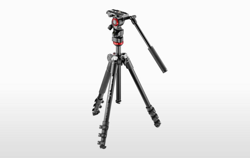 Editors' Picks 2016, Best Tripod For Photos & Video: Manfrotto Befree Live