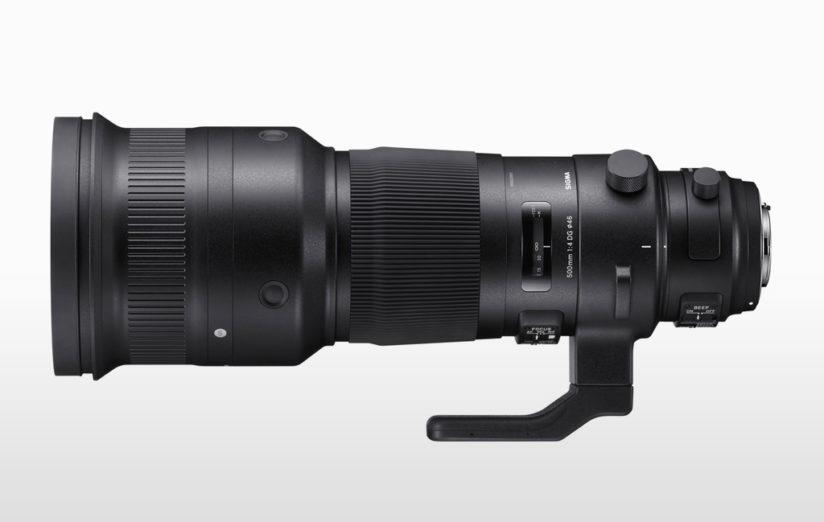 Editors' Picks 2016, Best Telephoto Prime: Sigma 500mm F4 DG OS HSM Sport