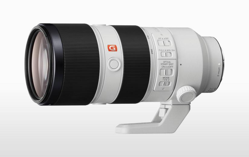 Editors' Picks 2016, Best Telephoto Zoom: Sony G Master 70-200mm F2.8 GM OSS