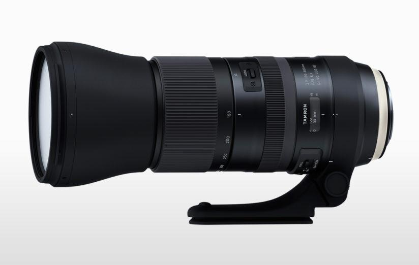 Editors' Picks 2016, Best Telephoto Zoom For DSLRs: Tamron SP 150-600mm F/5-6.3 Di VC USD G2
