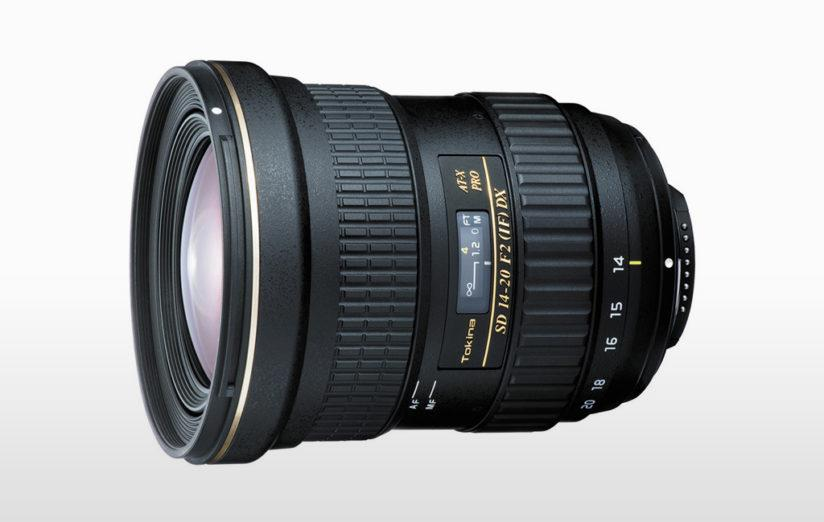 Editors' Picks 2016, Best Wide-Angle Zoom: Tokina AT-X 14-20mm F/2 DX