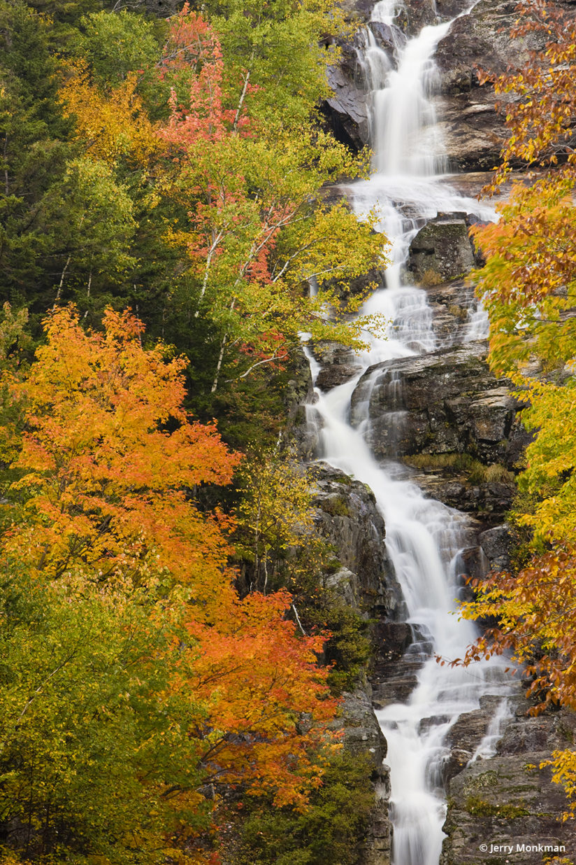 Autumn In The Northeast - White Mountains