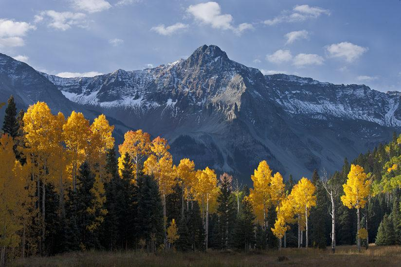 Colorado Fall Color - Mt. Sneffels Wilderness