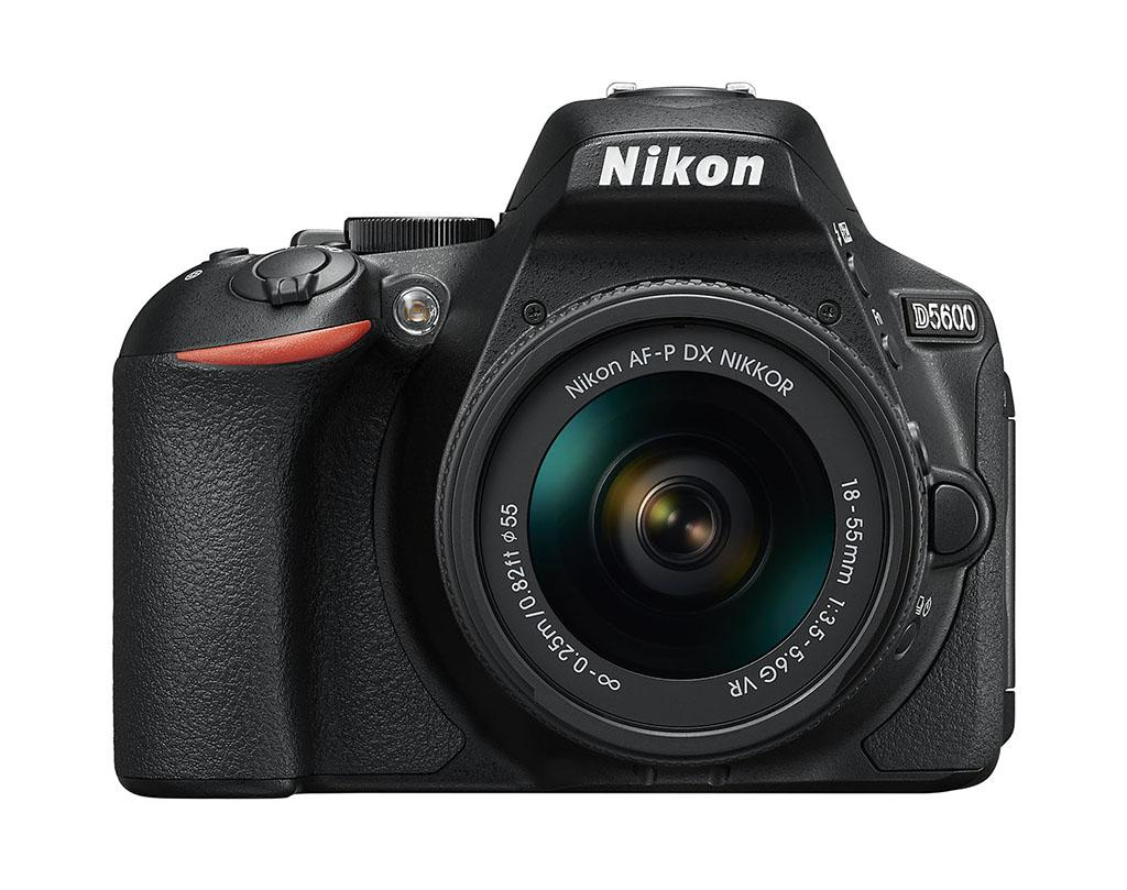 Nikon D5600 comes to the U.S.