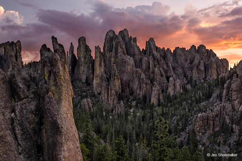 Today's Photo Of The Day is The Needles by Jim Shoemaker. Location: Custer State Park, South Dakota.