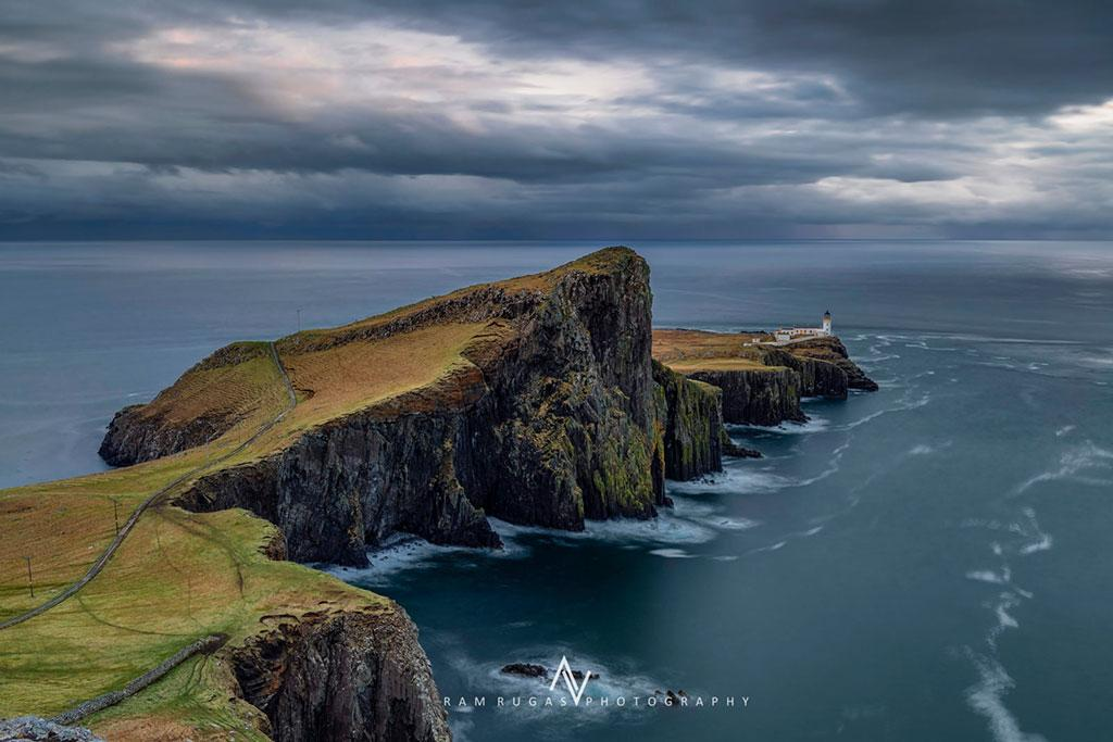 Behind The Shot: Point Of Bearing, Neist Point Lighthouse, Isle of Skye, Scotland