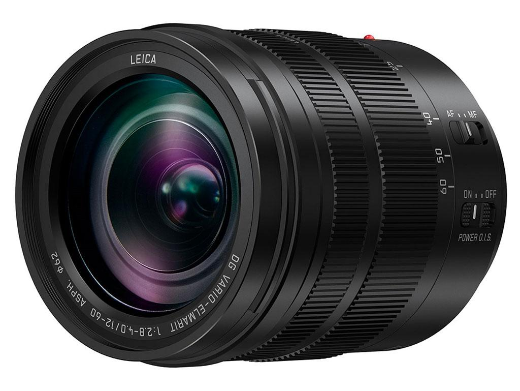 Panasonic Adds Leica 12-60mm, Updates Four Lumix G Lenses