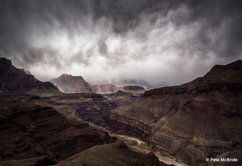 Pete McBride Grand Canyon