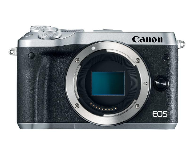 Canon EOS M6 (front)