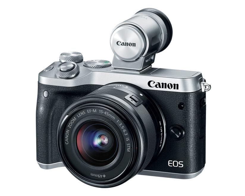 Canon EOS M6 (with EVF)