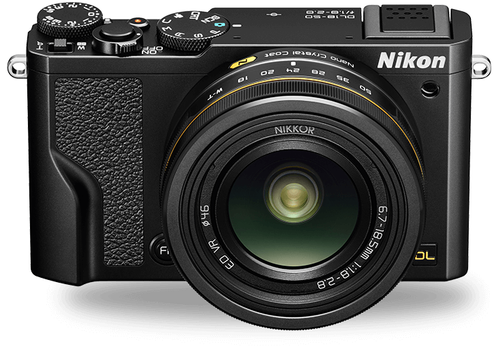 "Nikon Announces ""Extraordinary Loss,"" Kills DL Camera Line, Restructures"