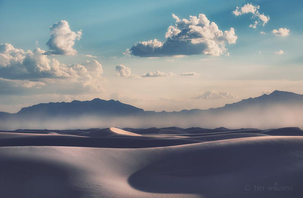 Congratulations to Tim Williams for winning the recent Dry and Sunny photo assignment with his image, Desert Dynamics.