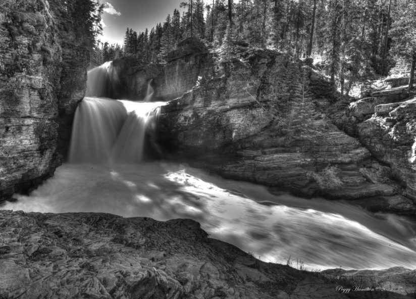 St. Mary's Falls – Glacier National Park