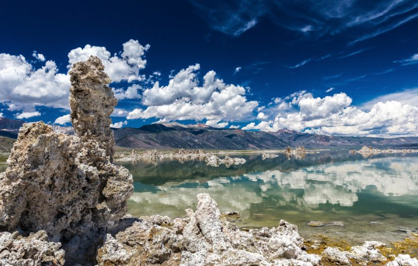 Reflections of Tufa