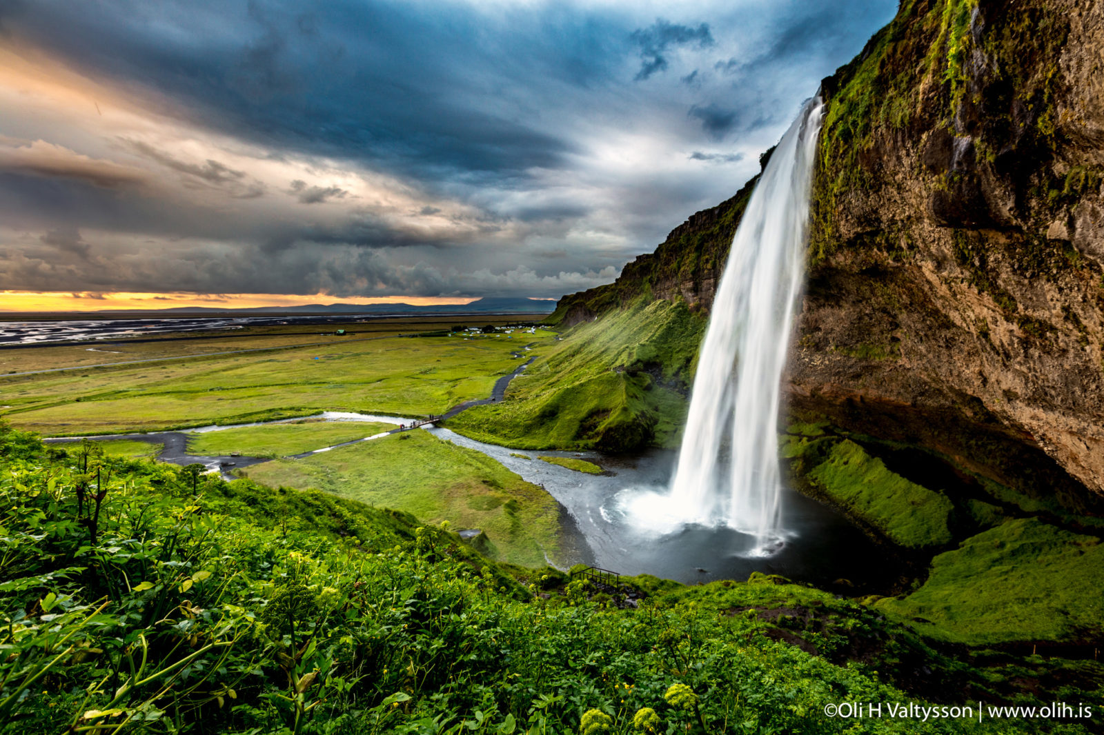 Seljalandsfoss - Outdoor Photographer: www.outdoorphotographer.com/photo-contests/great-outdoors/entry...