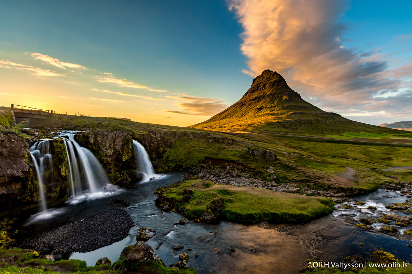 Kirkjufell - Outdoor Photographer: www.outdoorphotographer.com/photo-contests/great-outdoors/entry...